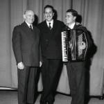 1960 da sinistra silvio scandalli gorni kramer gervasio marcosignori