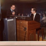 1975 spagna madrid santi latora dimostratore farfisa