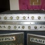 Twin 80 Farfisa