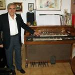 Adalberto Guzzini controllo collaudo Farfisa con il modello 259