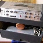 Amplivox 8 amplificatore Farfisa