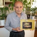 Antonio Criminesi collaudo meccaniche pianoforti Farfisa con pubblicita Furstein