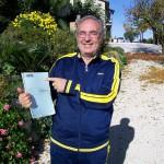 Antonio Longo reparto produzione Farfisa con lo schema Professional 110