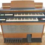Ballata organo Farfisa