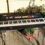 Bravo 61 organo Farfisa