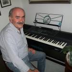Bruno Bazzani collaudatore organi Farfisa con F 1