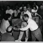 cantagiro 1967 gino baldoni dirigente farfisa con i camaleonti