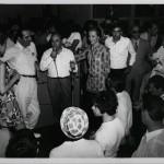 cantagiro 1967 gino baldoni dirigente farfisa con le gemelle kessler