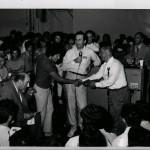 cantagiro 1967 gino baldoni dirigente farfisa con lucio battisti
