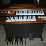 Capitol organo Farfisa