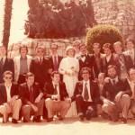 dipendenti farfisa al matrimonio del collega gianfranco foglia (1978)