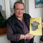 Dorino Maiolatesi collaudatore organi Farfisa con schema Lido