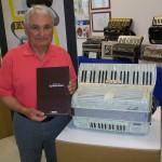 Ennio Recanatini officina stampi Farfisa con manuale Syntaccordion