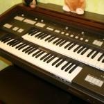 F 450 organo Farfisa