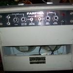 F 8 amplificatore Farfisa