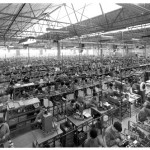 farfisa reparto produzione anni 60