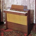 Fast 2 C organo Farfisa