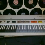 Fast 5 organo Farfisa