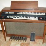 Galaxy organo Farfisa