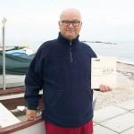 Giovan Battista Bregallini (Gianni) capo sistema informativo Farfisa con lo schema TR 70 OS