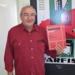 Giovanni Gentili lavorazione contattiere Transicord con il manuale Partner 14