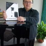 Giulio Bevilaqua accordatore pianoforti Farfisa con lo schema Cordovox
