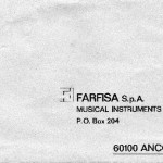 indirizzo farfisa
