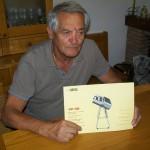 Italo Pierani manutensione stabilimenti Farfisa con il manuale Vip 500