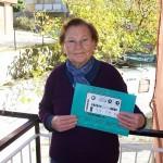 Livia Castagnari linea montaggio organi Farfisa organi con il manuale Partner 15