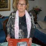 Luisa Clementi rivettatura schede Farfisa con manuale modello 4260