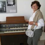 Maria Strologo regolazione contatti organi Farfisa con il Silver 404