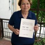 Marisa Angelucci controllo tastiere Farfisa con  schema Rsc 180