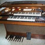 Modello 257 r con strings e accordion Farfisa