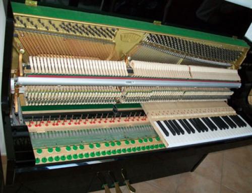 SILENZIAMENTO DEL PIANOFORTE