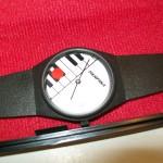 orologio da polso pubblicitario farfisa