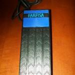 Pedale volume Farfisa
