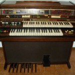 Pergamon organo Farfisa