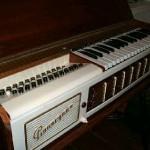 Pianorgan (Armonium elettrico) Farfisa