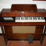 Pianorgan a mobile (Armonium elettrico) Farfisa