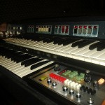 Professional 110 organo Farfisa