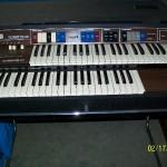 Professional 88 organo Farfisa