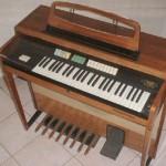 Rhapsody organo Farfisa