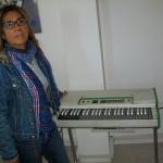 Rita Capitani montaggio contattiere Farfisa con il Fast 3