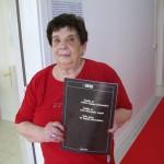 Rosa Ciotto controllo materiale in ingresso Farfisa con il manuale modello 5210/5230