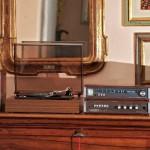 Servo Sound impianto stereo Farfisa