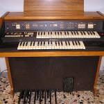 Silver 504 organo Farfisa