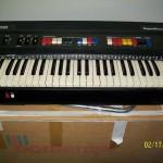 super bravo organo elettronico portatile Farfisa