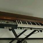 Syntorchestra versione in legno syntetizzatore Farfisa