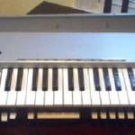 Syntorchestra versione in metallo syntetizzatore Farfisa
