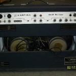 Tr 60 de luxe amplificatore Farfisa